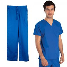 e51b5afee6b The Dickies Unisex Set consists of the Dickies Unisex Scrub Top and the Dickies  Unisex Drawstring Trousers. The top features a generous fit making it extra  ...
