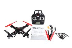 SYMA X5C 2.4 GHZ 4 Channel RC Remote Control UFO Drone Quadcopter with HD Video/Camera [RX Aerio Exclusive – Black]  http://www.lookatcamera.com/syma-x5c-2-4-ghz-4-channel-rc-remote-control-ufo-drone-quadcopter-with-hd-videocamera-rx-aerio-exclusive-black/