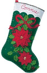 MerryStockings offers a wide variety of Christmas stocking kits inclusive of: Felt Applique' from Bucilla, Cross Stitch and Needlepoint from Dimensions as well as felt kits from Dimensions. Christmas Stocking Kits, Felt Christmas Stockings, Felt Stocking, Felt Christmas Ornaments, Christmas Pillow, Christmas Parol, Felt Decorations, Christmas Decorations, Christmas Runner