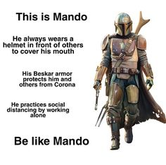 The Mandalorian is an American space-opera web television series which premiered on Disney+ on November Set in the Star Wars universe. Star Citizen, George Peppard, Star Wars Jokes, Star Wars Facts, Blake Edwards, Adam Driver, Obi Wan, Funny Videos, Tv Star