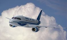 Taking the Regional Jet Bar Ahead The Sukhoi Superjet 100 SSJ 75 Sukhoi Superjet 100, Photo Galleries, The 100, Aircraft, Commercial, Interiors, Aviation, Planes, Airplane