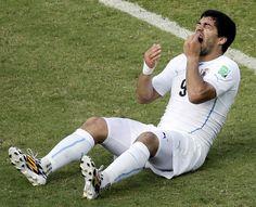 Luis Suárez, FIFA World Cup Brazil, 2014.6.24