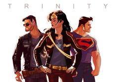 Trinity by Stephen Byrne