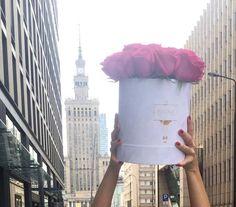 ~ WARSAW ~ flowerbox ~🌹 różowe i biały zamsz 🌹FORTUNATO jesteśmy tu !Szpitalna 5. #kwiatynaimieniny #flowers #roże #kwiatywpudełkach #love #roses🌹 #kwiatywpudełkach