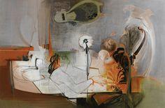 Κοντόπουλος Αλέκος – Alekos Kontopoulos [1904-1975] Part.II | paletaart3 – THETIS Greek Art, Artist, 1975, Painting, Greece, Painting Art, Paintings, Painted Canvas, Drawings