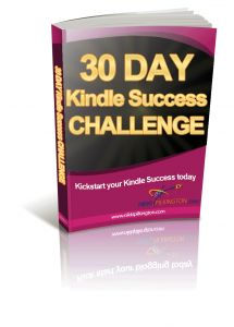 If you have an eBook that you've written, possibly as a result of the 30 Day Write an eBook Challenge, then let us help you take it to the next level and show you how to publish your eBook on Kindle. Prebuy at £4