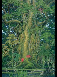Hiroo Isono -Japanese art (1945-2013)