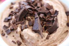 Kutsu vapauteen: Suklaa raakajäätelö