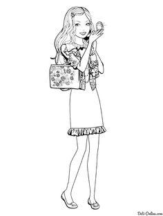 die 1016 besten bilder von ausmalbilder barbie in 2019   barbie coloring pages, coloring pages