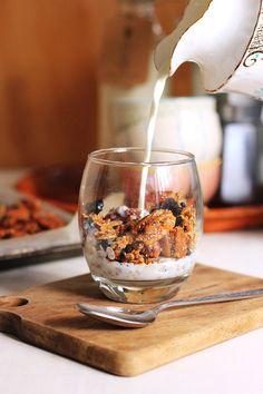 Blueberry Pancake Granola   26 Ways To Satisfy Your Granola Craving
