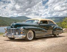 '47 Cadillac 62 series