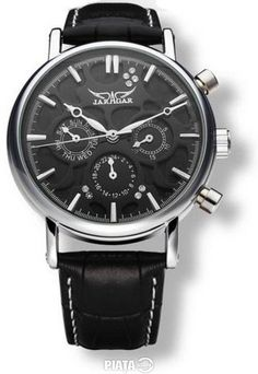 - Best Comments, Mechanical Watch, Automatic Watch, Omega Watch, Watches, Luxury, Leather, Free Shipping, Image