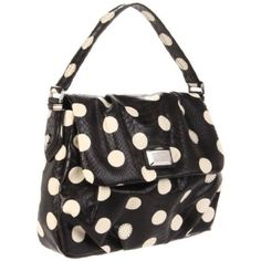 Marc By Marc Jacobs D5 Dotty Lil Ukita Shoulder Bag - designer shoes, handbags, jewelry, watches, and fashion accessories | endless.com