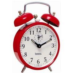 Despertador Mecânico (à Corda) Herweg Retrô http://produto.mercadolivre.com.br/MLB-605100482-despertador-mecnico-corda-herweg-retr-_JM