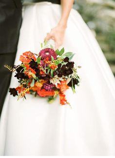 Uncomplicated, magically beautiful and summerly colorful wedding dream, photo: Inspired by Love
