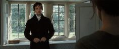 Blame it on a simple twist of fate - Darcy's Inner Struggles - in GIF form - tumblr