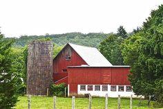 Farm In Killingworth, Connecticut