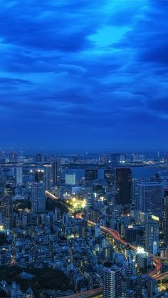 Night View, Tokyo Tower, Japan iPhone 5 wallpapers, backgrounds, 640 x 1136