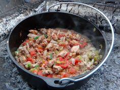 Dutch Oven Pork Chili Verde ...
