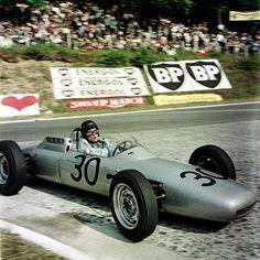 Dan Gurney gave Porsche their first Grand Prix win. - At the 1962 French Grand Prix Porsche 911 Rsr, Ferdinand Porsche, Grand Prix, Le Mans, Ferrari, Gp F1, Dan Gurney, Hamilton, Formula 1 Car
