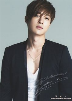 Kim Hyun Joong ♡ SS501 Kim Joong Hyun, Ahn Jae Hyun, Asian Actors, Korean Actors, Korean Actresses, Korean Dramas, Brad Pitt, Kim Hyung, Baek Seung Jo