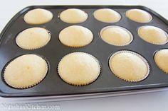 Perfect Vanilla Cupcake Recipe