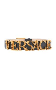 Mom Gifts Discover Logo Letter Belt by Versace Versace Perfume, Versace Belt, Versace Dress, Versace Scarf, Versace Jewelry, Versace Jacket, Versace Jeans, Jewellery, Versace Tattoo