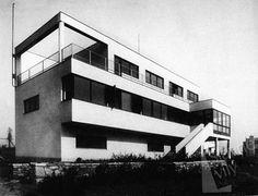 Sukova vila - Hana Kučerová - Záveská, 1932, Prague - Dejvice