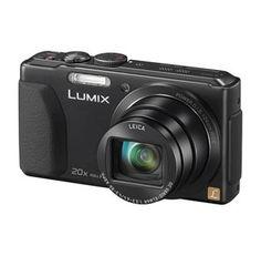 Panasonic Lumix DMC-TZ40 EF-K Noir - WiFi 3D