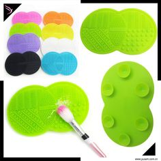 Wholesale NEW Products cosmetic brush cleaner with suction cups