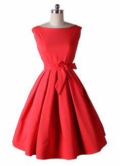 Audrey Hepburn vintage solid slash neck sleeveless belt tunic swing dress women party casual 50s dresses robe vestidos de fiesta