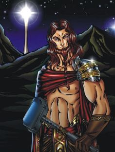 Aulë was a Vala and one of the Aratar, Smith of the Powers and concerned with rock and metal, nature of substances and works of craft. He governs the substances of the Ambar and he delights in all works and crafts all of which he is master, from small works of skin to the forging of all lands and mountains and basins of the sea. He made the rocks, the gems and all minerals. Aulë created his own race of beings, the Dwarves, because he was unwilling to wait for the Children of Ilúvatar to…