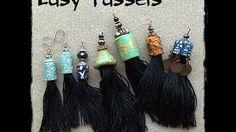 Easy Tassels