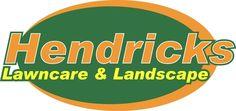Hendricks Lawncare Full Color Printed Die Cut Decal/Sticker