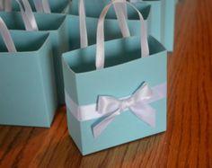 Elegant Wedding/ Bridal Shower Bag by SandysCandyBags on Etsy