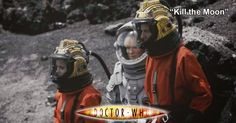 Doctor Who Online: Doctor Who 248: Kill the Moon