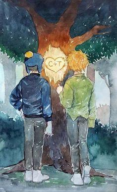 Creek - South Park.