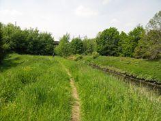 Mountainbike route Zemst, Vlaams Brabant