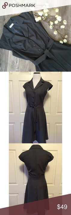 """CALVIN KLEIN CAP SLEEVE DRESS Stunning dress by Calvin Klein, in like new condition. Size 4: 34"""" bust, 38"""" length. Fabric:88% polyester, 12% rayon. Dry clean only. No trades and a smoke free home. Thank you for stopping by!  Calvin Klein Dresses"""