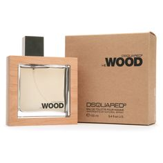Want to try! D Squared Wood Eau de Toilette Spray #fragrance #dsquared #wood
