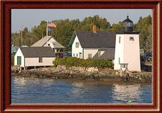 Grindle Point Light  Islesboro, Maine