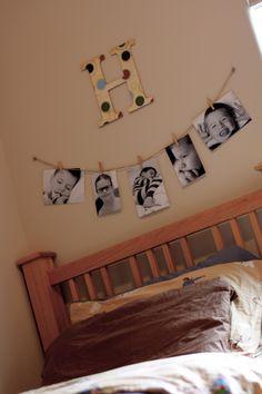 photo display ideas   Bloom: Cute * Simple * Cheap * Photo Display Ideas
