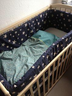 Sengerand til babys tremmeseng