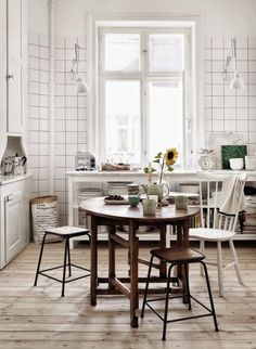 Image result for white tiles kitchen
