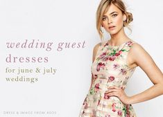 Wedding guest dresses for 2016 June and July Weddings Irish Wedding Dresses, Formal Wedding Attire, Wedding Outfits, Formal Dress, July Wedding, Next Wedding, Wedding Ideas, Spring Wedding, Wedding Stuff