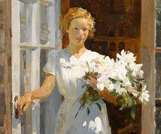 Konstantin Maksimov (1913-1993)Russian Painter.