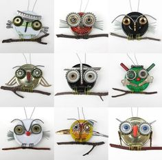 Saucepan Lid Owls Are An Easy DIY You'll Love   The WHOot