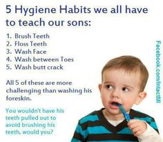 Circumcision for hygiene? http://www.psychologytoday.com/blog/moral-landscapes/201109/myths-about-circumcision-you-likely-believe