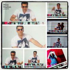 Salman Khan G+ Hangout