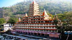 Best Top 10 Places to visit in Rishikesh you must visit Rajaji Tiger Reserve in Rishikesh, Narendra Nagar in Rishikesh and enjoy rafting in Kaudiyala Rishikesh Yoga Teacher Training Rishikesh, Rishikesh India, Tourist Places, Yoga Tips, Best Yoga, Rafting, The Good Place, Travel Destinations, Tourism